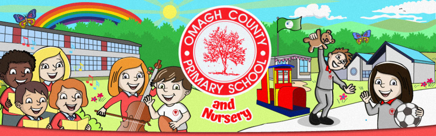 Omagh County Primary School, Omagh, County Tyrone